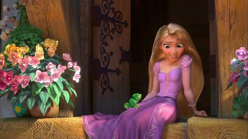 Walt Disney снимет фильм о Рапунцель
