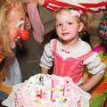 Вечеринка с клоунами для Даши