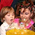 день рождения мальчика 4 года