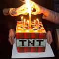 Майнкрафт - день рождения ребенка 5 лет
