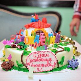 как отметить день рождения девочки 5 лет
