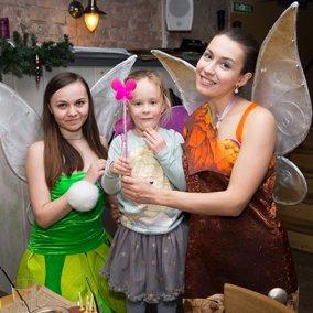праздник с феями на день рождения девочки