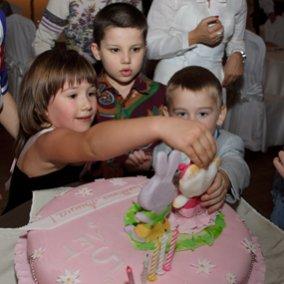 программа дня рождения девочки 5 лет в ресторане