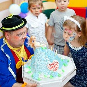 день рождения девочки стиле 5 лет в стиле цирк