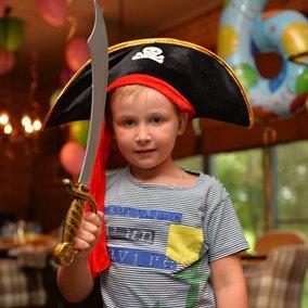 проведение праздника с пиратами