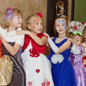Королевский праздник для девочки москва