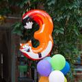 День рождения Наташи на даче