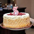 день рождения Лии 3 года